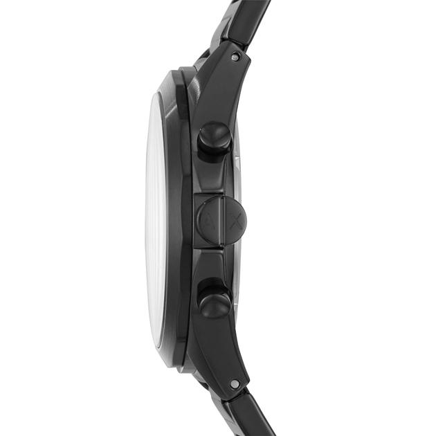 Armani Exchange Drexler Black Chronograph Watch AX2601 - na