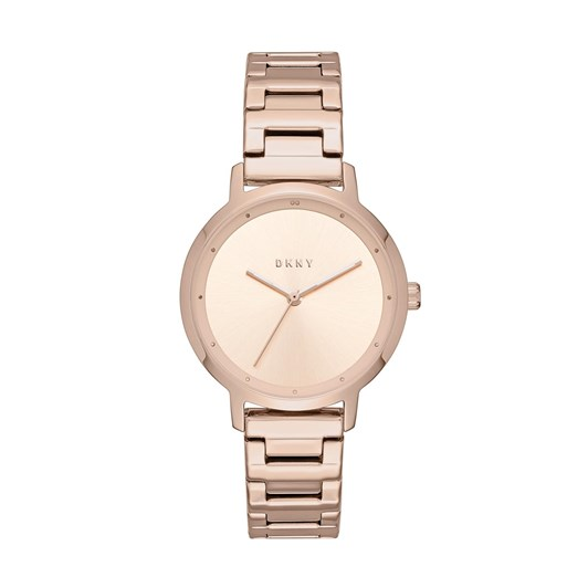 DKNY The Modernist Rose Gold-Tone Analogue Watch NY2637