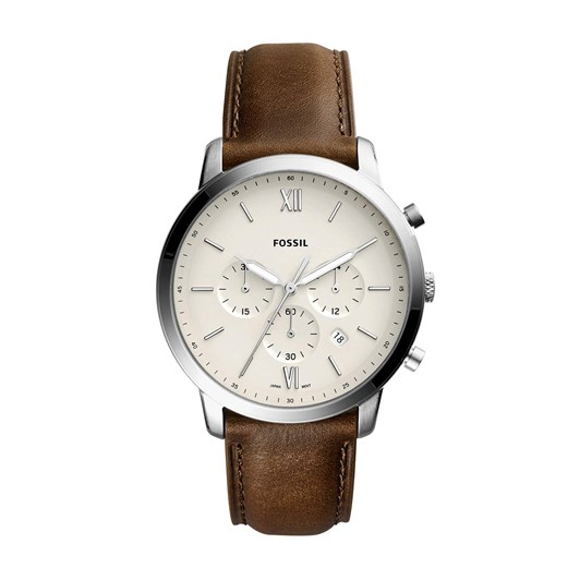 Fossil Neutra Chrono Brown Chronograph Watch FS5380
