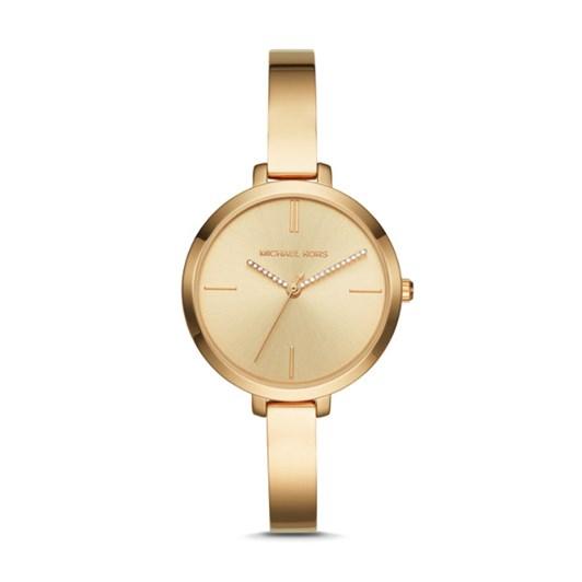 Michael Kors Jaryn Gold-Tone Analogue Watch MK3734