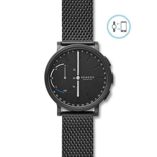 Skagen Hagen Connected Black Hybrid Smartwatch SKT1109