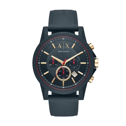 Armani Exchange Outerbanks Blue Chronograph Watch AX1335