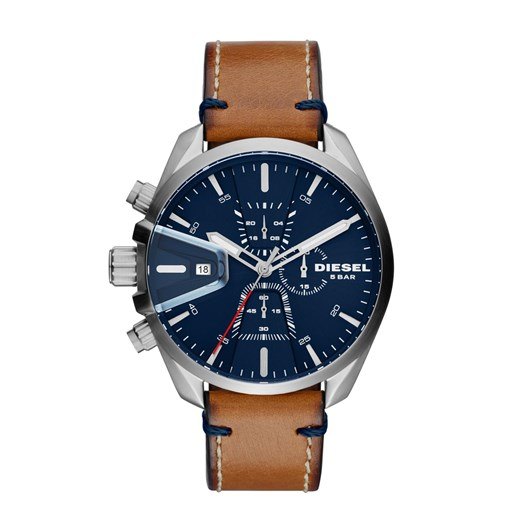 Diesel MS9 Chrono Brown Chronograph Watch DZ4470