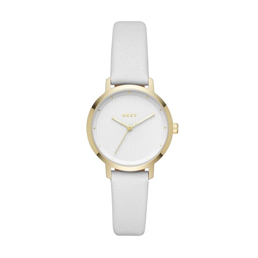 DKNY The Modernist White Analogue Watch