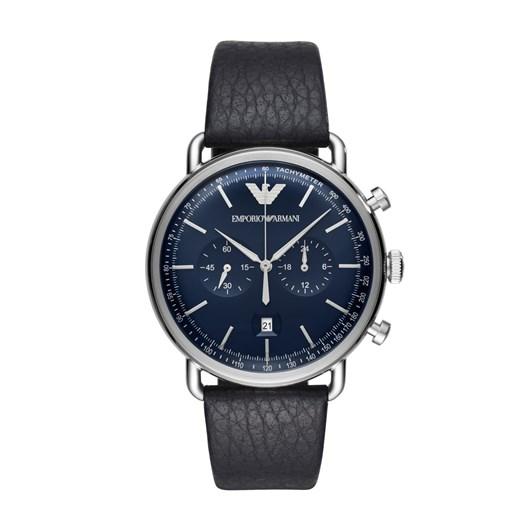Emporio Armani Aviator Blue Watch AR11105