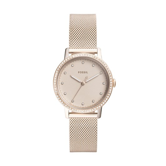 Fossil Neely Pink Analogue Watch