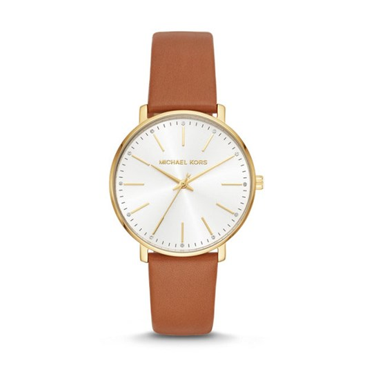 Michael Kors Pyper Brown Analogue Watch MK2740