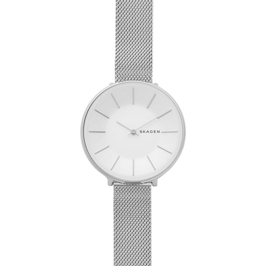 Skagen Karolina Silver-Tone Analogue Watch SKW2687