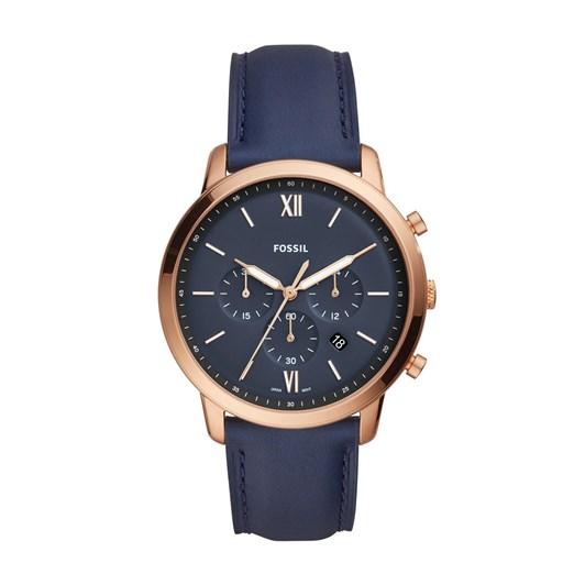 Fossil Neutra Chrono Blue Chronograph Watch FS5454