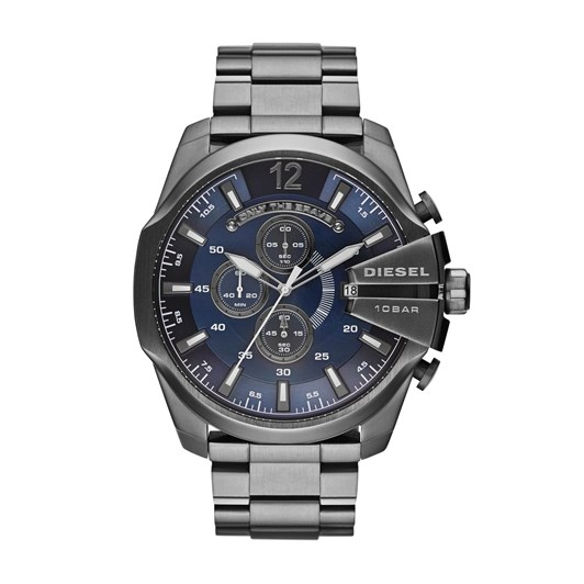 Diesel Mega Chief Grey Chronograph Watch DZ4329