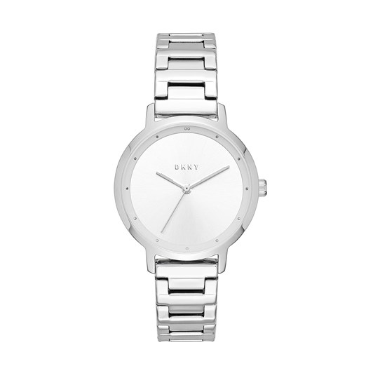 DKNY The Modernist Silver-Tone Analogue Watch