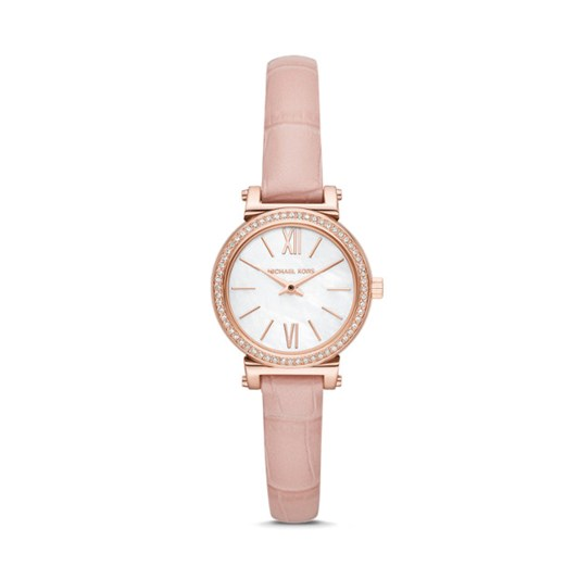 Michael Kors Sofie Pink Analogue Watch MK2715