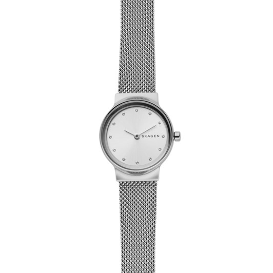Skagen Freja Silver-Tone Analogue Watch SKW2715