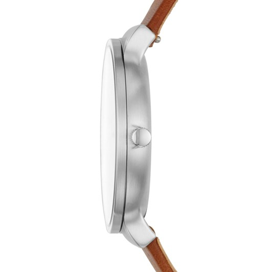 Skagen Ancher Brown Analogue Watch SKW6433