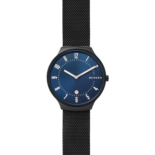 Skagen Grenen Black Analogue Watch SKW6461