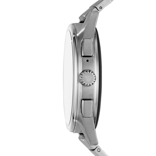 Emporio Armani Silver-Tone Smartwatch ART5006