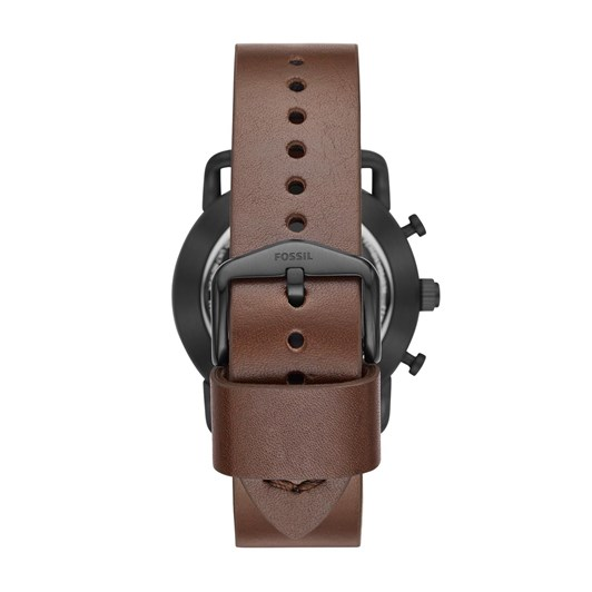 Fossil Q Commuter Brown Hybrid Smartwatch