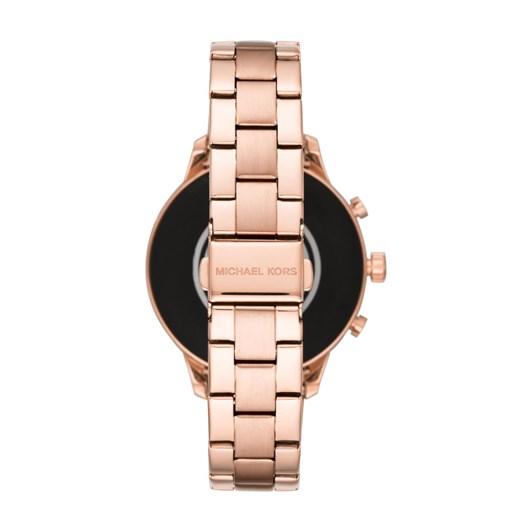 Michael Kors Runway Rose Gold-Tone Smartwatch MKT5046