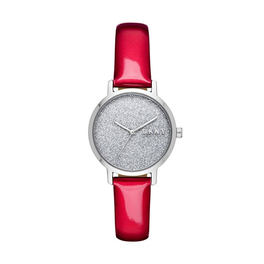 DKNY The Modernist Red Analogue Watch NY2776