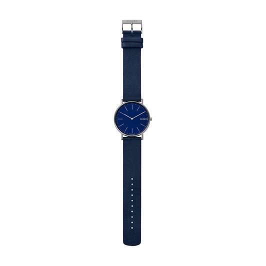 Skagen Signature Blue Analogue Watch SKW6481