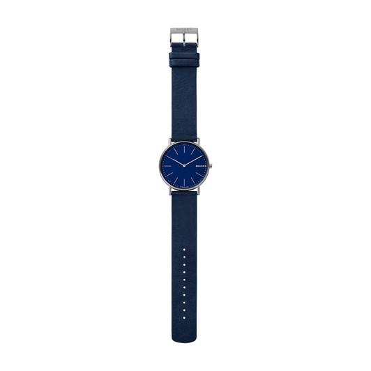 Skagen Signature Blue Analogue Watch SKW6481