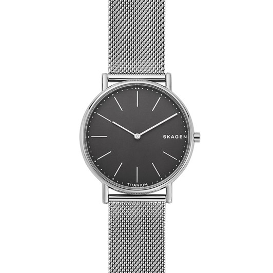 Skagen Signature Silver-Tone Analogue Watch SKW6483