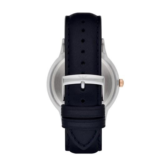 Emporio Armani Blue Analogue Watch AR11188