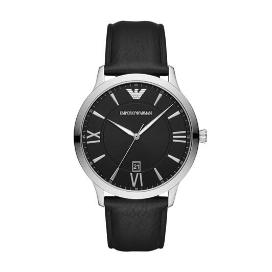 Emporio Armani Black Analogue Watch AR11210