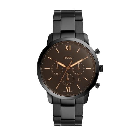 Fossil Neutra Black Chronograph Watch FS5525