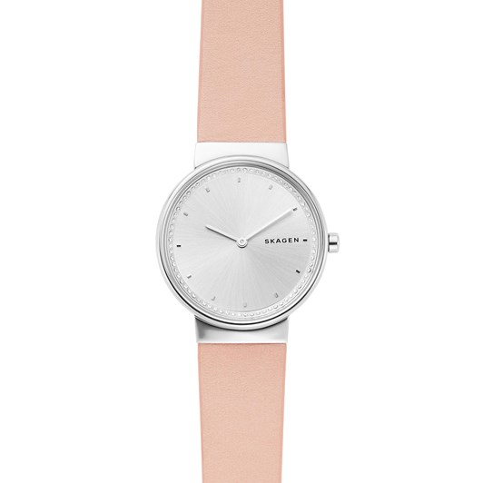 Skagen Annelie Pink Analogue Watch SKW2753