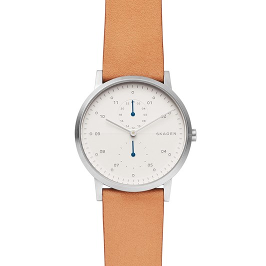 Skagen Kristoffer Brown Analogue Watch