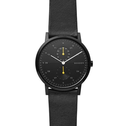 Skagen Kristoffer Black Analogue Watch SKW6499