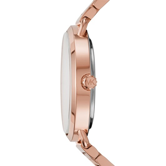 Michael Kors Portia Rose Gold-Tone Analogue Watch MK3640