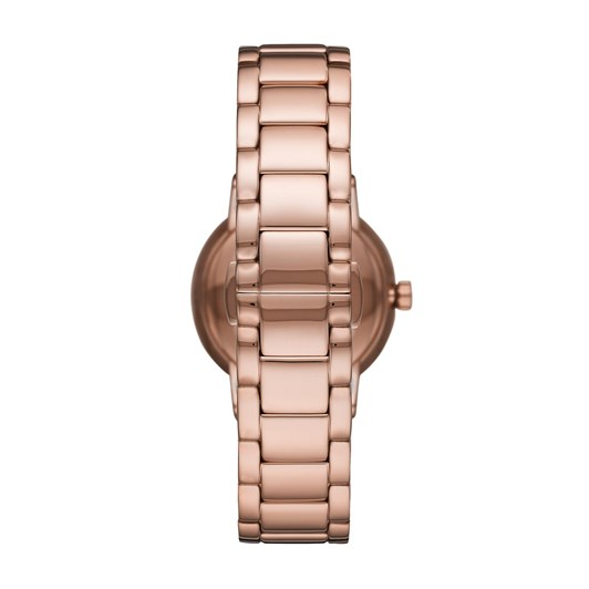Emporio Armani Rose Gold-Tone Analogue Watch AR11251