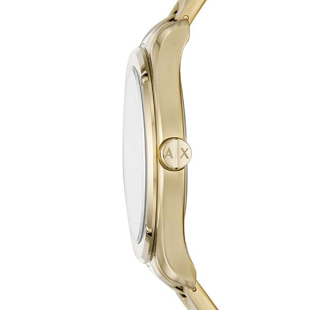 Armani Exchange Fitz Gold-Tone Analogue Watch AX2801 - na