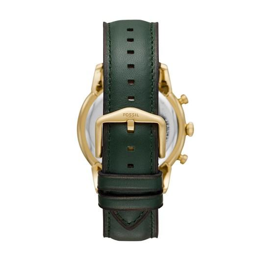 Fossil Townsman Green Chronograph Watch FS5599