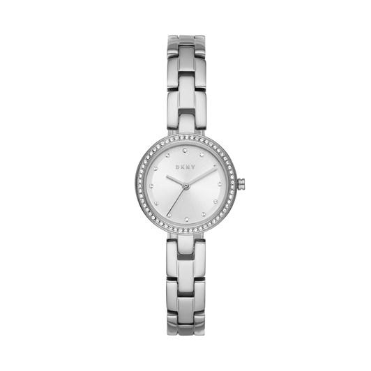 DKNY City Link Silver-Tone Analogue Watch NY2824