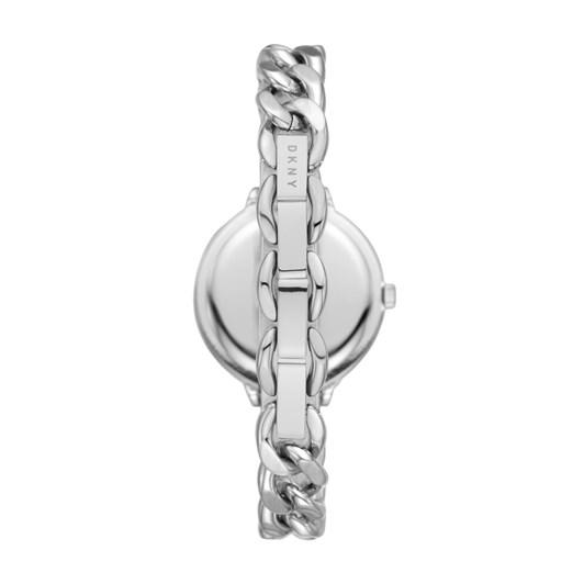 DKNY Astoria Silver-Tone Analogue Watch NY2836