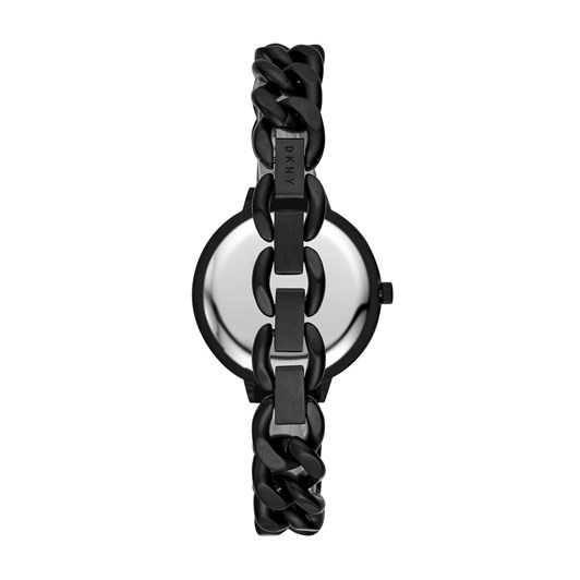 DKNY Astoria Black Analogue Watch NY2837