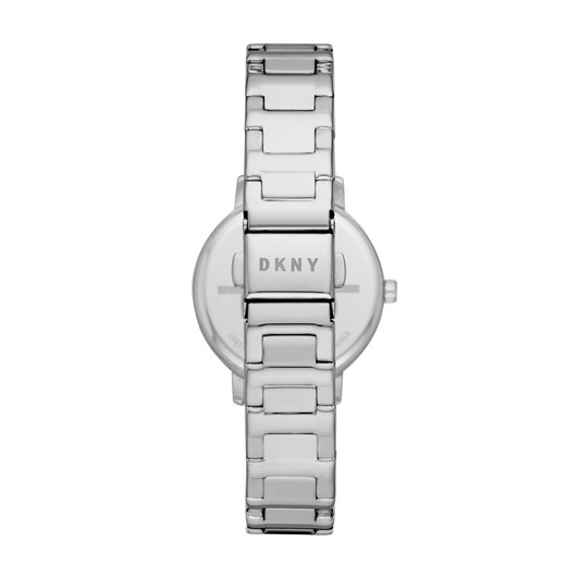 DKNY The Modernist Silver-Tone Analogue Watch NY2838