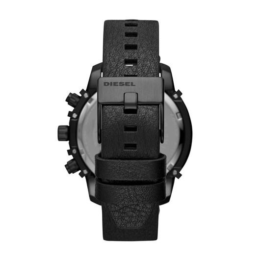 Diesel Griffed Black Chronograph Watch DZ4519