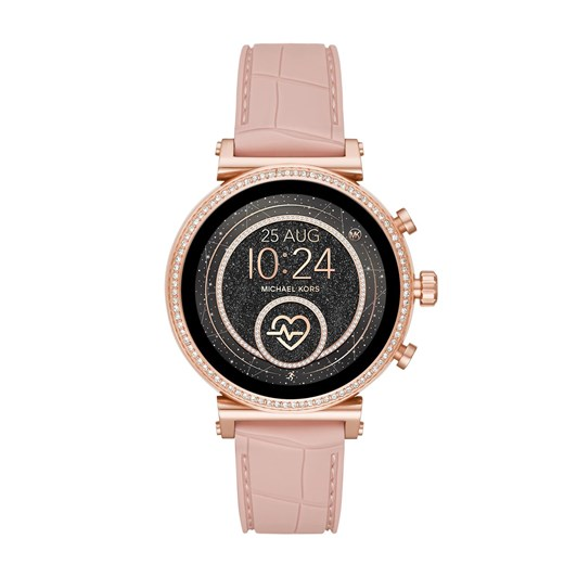 Michael Kors Sofie Pink Display Smartwatch MKT5068