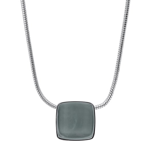 Skagen Sea Glass Silver-Tone Necklace SKJ0868040