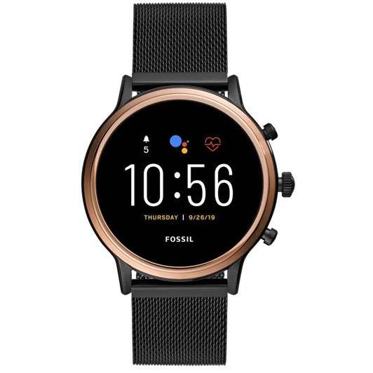 Fossil Julianna Hr Black Smartwatch FTW6036