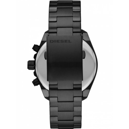 Diesel Ms9 Black Chronograph Watch DZ4524