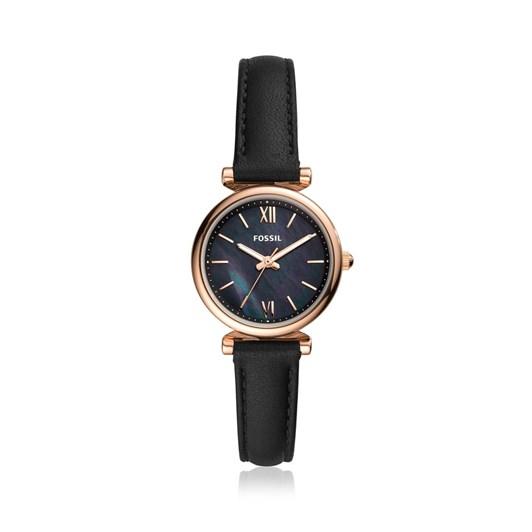Fossil Carlie Mini Black Analogue Watch ES4700
