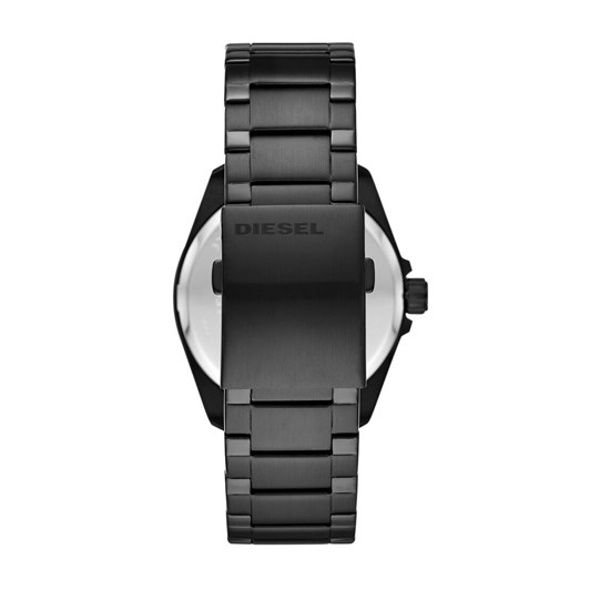 Diesel Ms9 Black Analogue Watch DZ1904