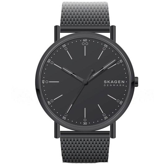 Skagen Signatur Black Analogue Watch SKW6579