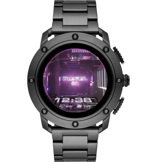 Diesel Axial Grey Smartwatch DZT2017