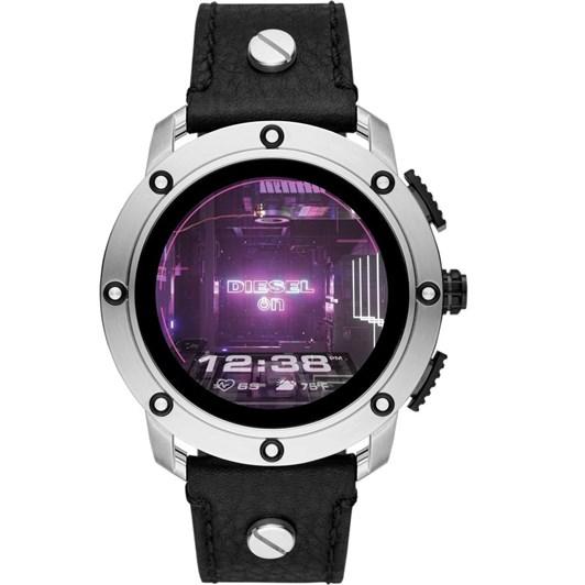 Diesel Axial Black Smartwatch DZT2014